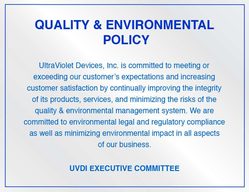 Quality and Environment Policy_110718